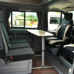 Ford Transit Nugget