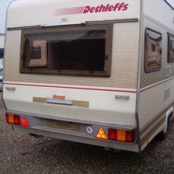 Dethleffs Nomad 460