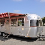 Airstream Diner XXL Gastraum — Promotion