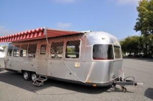 Airstream Diner XXL Gastraum — Promotion