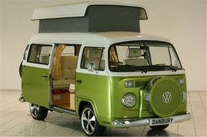 Volkswagen Transporter T2 снова в моде!