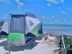 GO от Sylvansport. Прицеп-палатка на все случаи жизни!