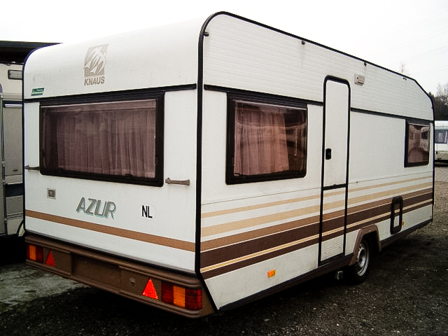 Knaus Azur 1992