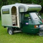 Piaggio APE TM Camper