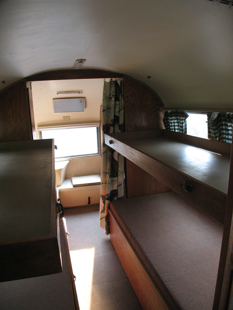 Airstream Overlander 1964