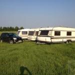 Мобильные бытовки и жилые вагончики от Retrailer