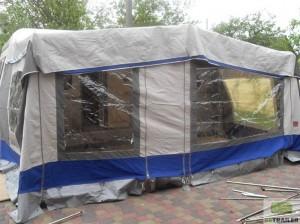 Тент-палатка 480