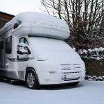 Как подготовить свой автодом к зиме