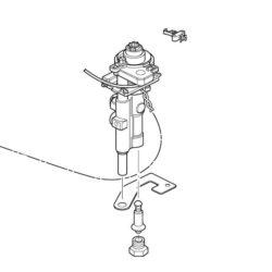 Распределитель газовый Truma 1