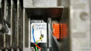 Блок газовой горелки для Carver Cascade 1