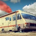 Breaking Bad Van или трейлер в котором варят
