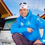 Биатлонист Уле-Эйнар Бьёрндален приобрел автодом