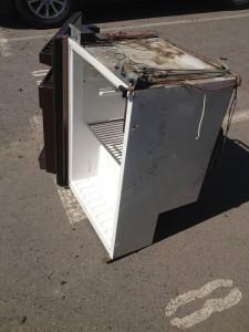 Холодильник Electrolux 1