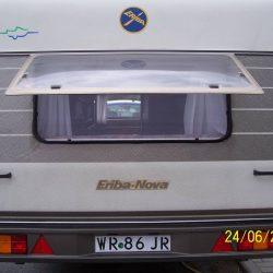 Hymer-Eriba Nova 490