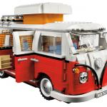 VW T1 Camper из любимых кубиков LEGO!