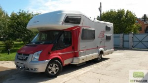 Hymer Camp CL662