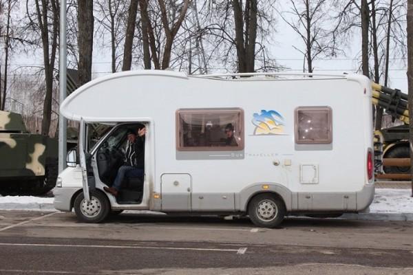 Knaus Sun Traveller 600 5