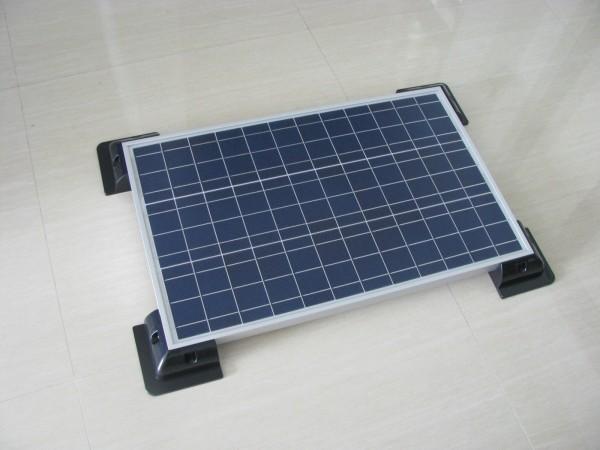 Держатель для солнечной батареи. 6 элементов и проход 1