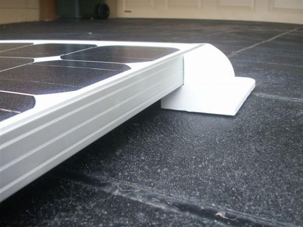 Держатель для солнечной батареи. 6 элементов и проход — купить онлайн с доставкой