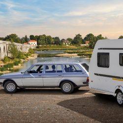 Продажа караванов, автодомов и прицепов