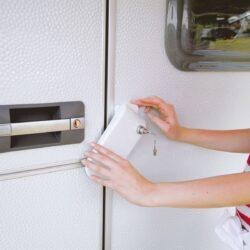 Дополнительные замки Fiamma серии Safe Door 1