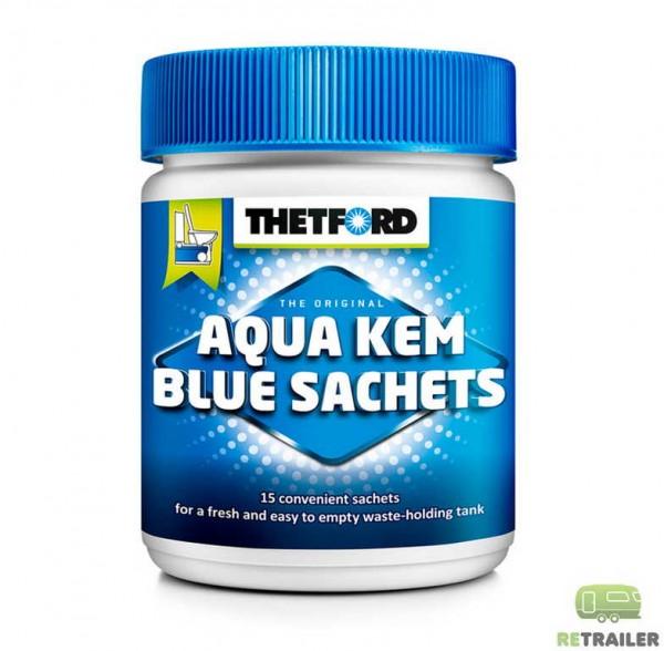 Thetford Aqua Kem Blue в пакетиках
