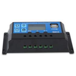 Контроллер PWM, 30А. С ЖК дисплеем 1