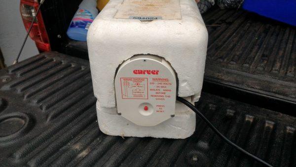 Carver Cascade 2 Gas/Electro — купить онлайн с доставкой