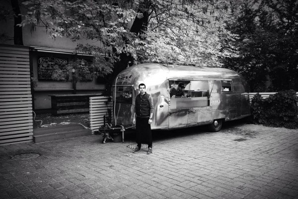 Фудтрак Airstream Land Yaht 14