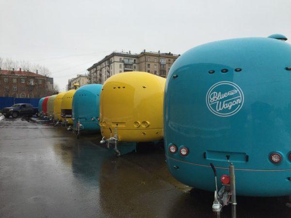 Фудтрак Air Van 7