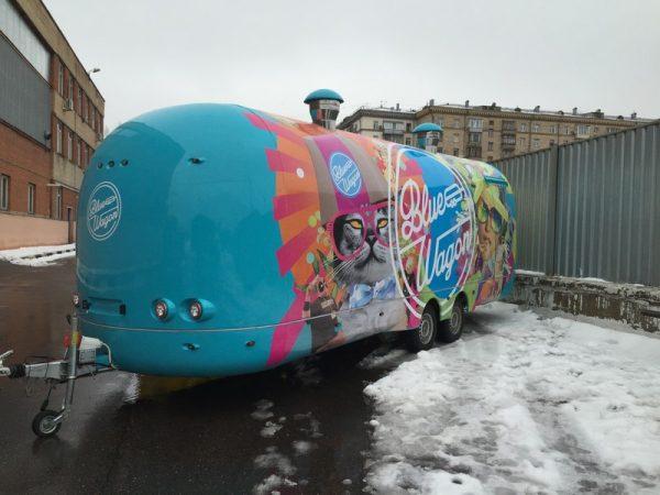 Фудтрак Air Van 8