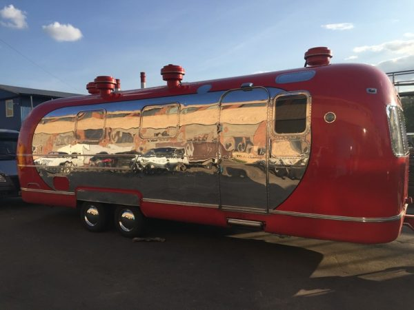 Airstream Red 20