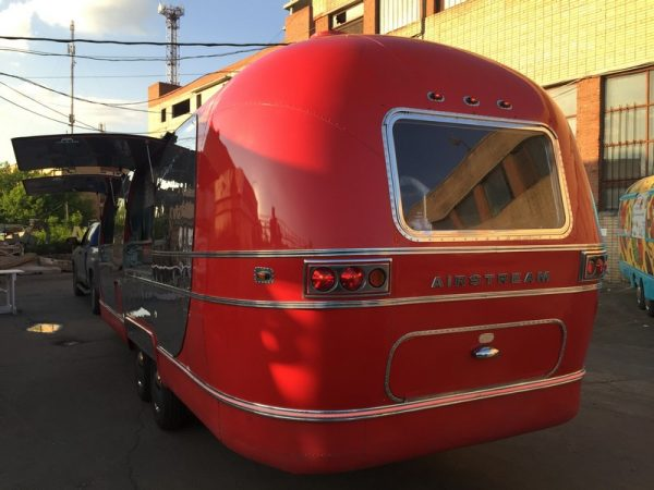 Airstream Red 2