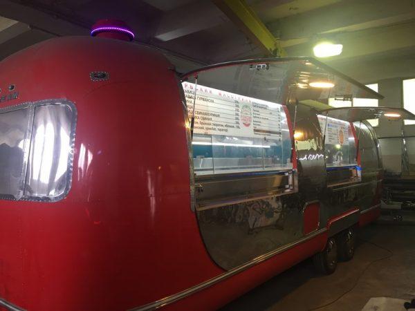 Airstream Red 12
