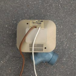 Вентилятор раздува Truma Vent TN