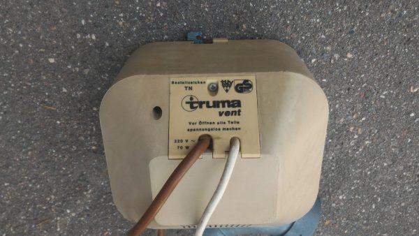 Вентилятор раздува Truma, 220В 1