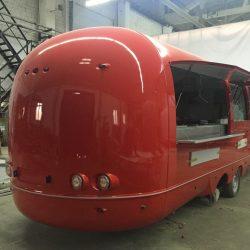 Air Van. Производство