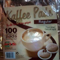 Кофе в чалдах. Regular. 100 шт 1