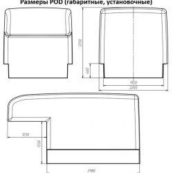 Жилой модуль POD. Производство