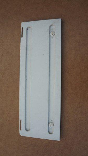 Зимняя заслонка вентиляционной решетки 1