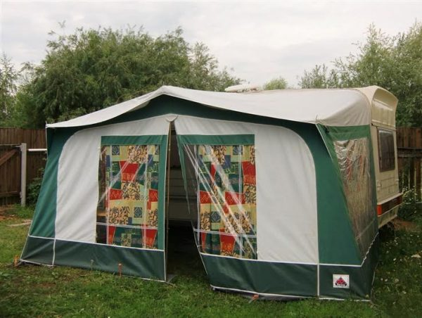 Тент-палатка 775