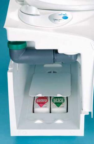 Thetford Aqua Kem Green 375 мл. 1