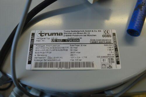 Truma Ultrastore 10 1