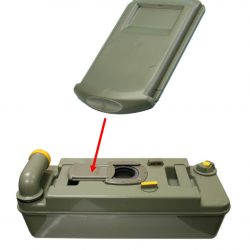 Заслонка для кассеты Thetford C2/C3/C4/C-200 1