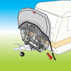 Fiamma Bike Cover Caravan 1