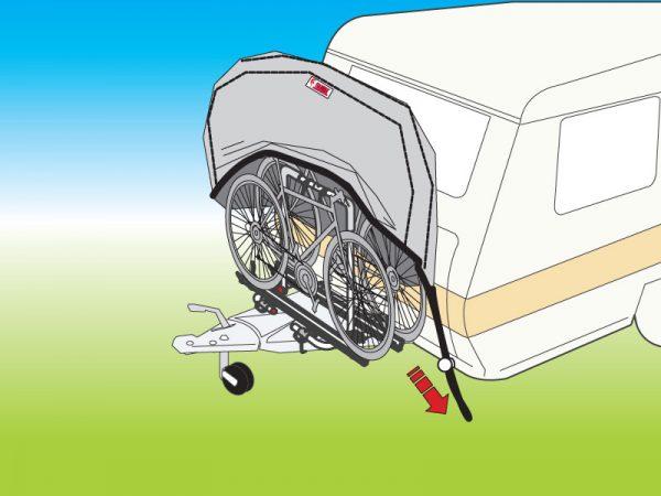 Fiamma Bike Cover Caravan 1