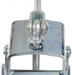 Зажимной хомут AL-KO для опорного колеса. Диаметр 60 1