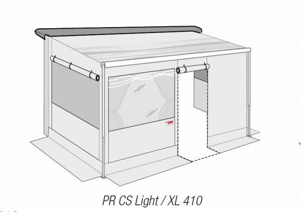 Fiamma Privacy Room CS Light 410XL — купить онлайн с доставкой