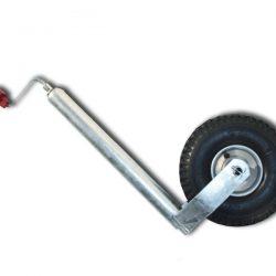 Опорное колесо AL-KO Plus. Пневмошина