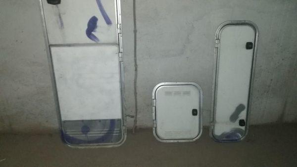 Дверь 520*1190 мм 1